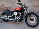 Harley-Davidson Harley Davidson FXS Softail Blackline